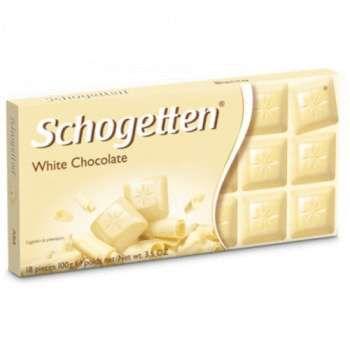 Шоколад Schogetten White Chocolate (100 грамм)