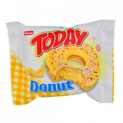 Пончик Today Donut banana (50 гр)