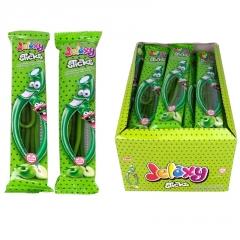 Жевательный мармелад Jelaxy Sticks Apple 35гр