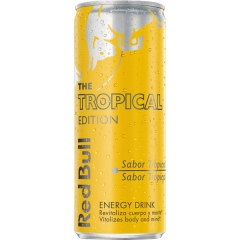 Red Bull TROPICAL 0,25л