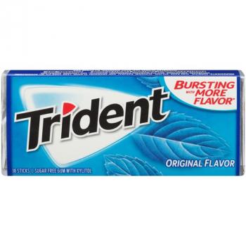 Trident Gum Original