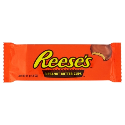 Reese's peanut butter cups (51 грамм)