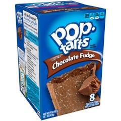 Печенье Pop Tarts 8 PS Frosted Chocolate Fudge 416 грамм