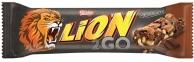Шоколадный батончик LION 2GO Bar 33гр