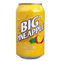 Big Pineapple Soda 0,355 ml