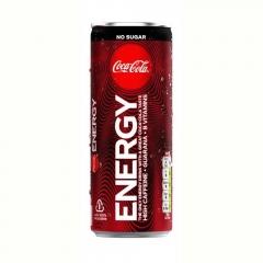 Coca Cola Energy ZERO 250ml ж/б