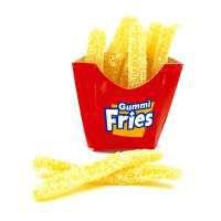 Мармелад жевательный Gummi Zone Gummi fries Sour 20 г
