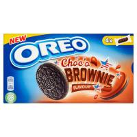 Печенье Oreo Choco Brownie 176 гр