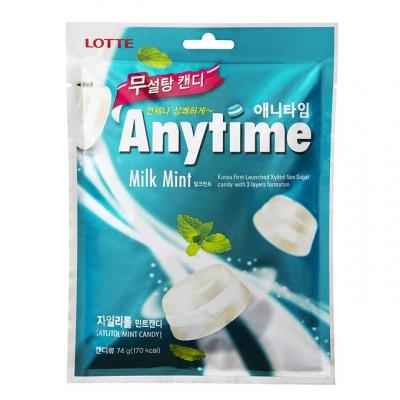 Anytime Milk Mint 74 гр