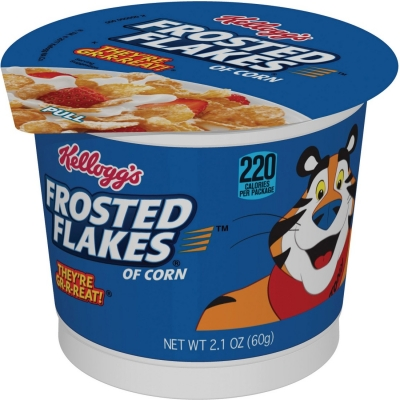 Хлопья Kellogg`s Frosted Flakes (стакан) 60гр