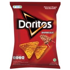 Доритос Кукурузные чипсы Тортилла Чипс с соусом барбекю 150гр