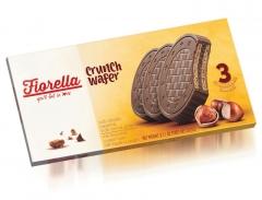 Вафли Фиорелла Fiorella в шоколаде 20гр*3шт