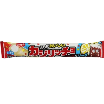 Coris Kajiritcho мягкие конфеты со вкусом лимонада Рамунэ и содовой