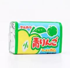 MARUKAWA жевательная резинка со вкусом зеленого яблока  5,5гр