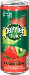 Газированный напиток Perrier Клубника Киви 250мл