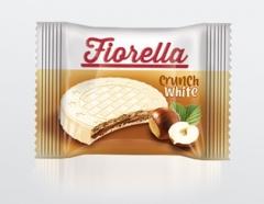 Вафли Фиорелла (Fiorella) в белом шоколаде 20гр