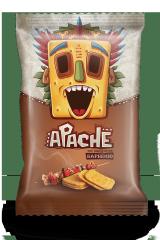 Крекер Apache (Армения)/Апачесо со вкусом Барбекю 35 гр