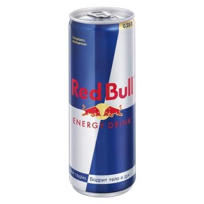 Red Bull 0,25л