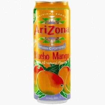 Напиток Arizona Mucho Mango 0,68л