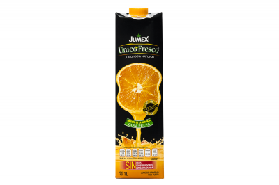 Нектар Jumex Unicofresco directo de la Naranja Апельсин 1л