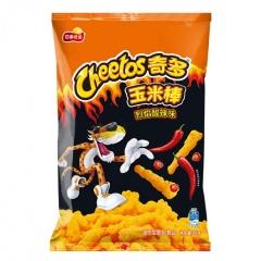 Чипсы Cheetos  со вкусом острого перца 90 грамм