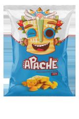 Пшеничные чипсы-ПОДУШЕЧКИ Apache (Армения)/Апачесо со вкусом Сыра 40 гр