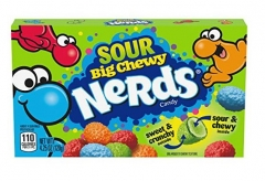 Nerds Sour Big Chewy 120g