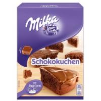 Смесь для приготовления Milka Sckokuchen 215 гр