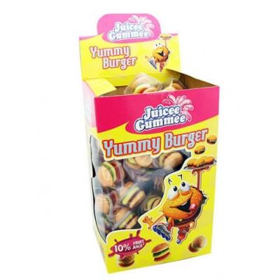 """Candy Plus Жев.мармелад """"Бургер"""" 10 гр"""