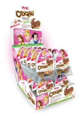 """Шоколадно-ореховый крем """"Дисней. Принцессы"""" 18 гр"""