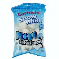 Corniche Snow White Mega Marshmallow 120g