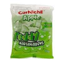 Corniche Apple Teddy Marshmallow 70g