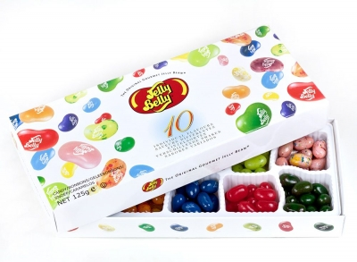 Jelly Belly 10 Flavors 125g