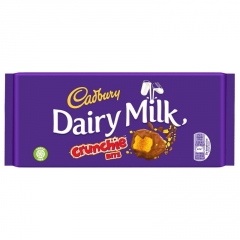 Cadbury Dairy Milk Crunchie Bits 200 гр
