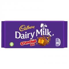 Cadbury Dairy Milk Crunchie Bits 200 гр