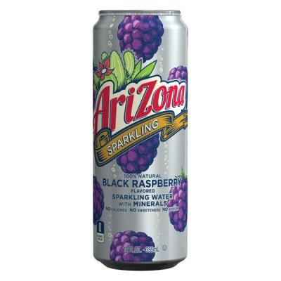 AriZona Sparkling Black Raspberry 0,355 ml