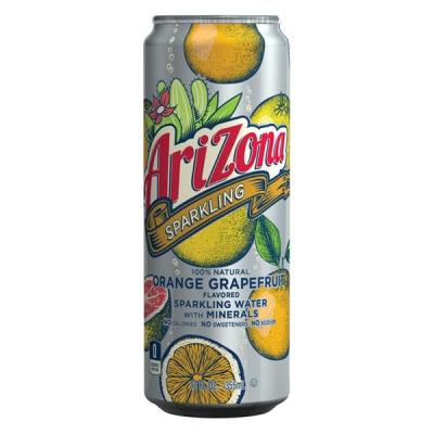 AriZona Sparkling Orange Grapefruit 0,355 ml