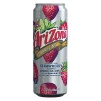 AriZona Sparkling Strawberry 0,355 ml