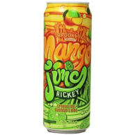 Напиток Arizona Rickey Mango Lime 0.695л