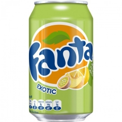 Fanta Exotic (330 мл)