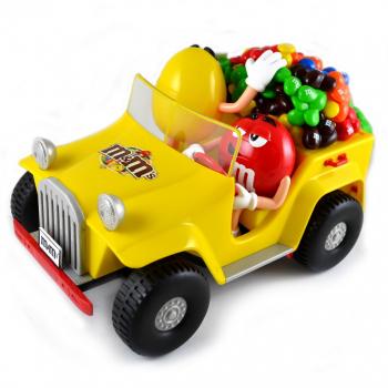 M&M's Машинка (Игрушка)