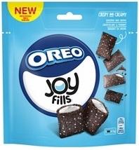 Хрустящие подушечки Joyfills Oreo Biscuits Soft 90 гр