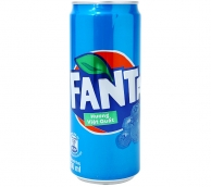Fanta Blue Berry 0,33л
