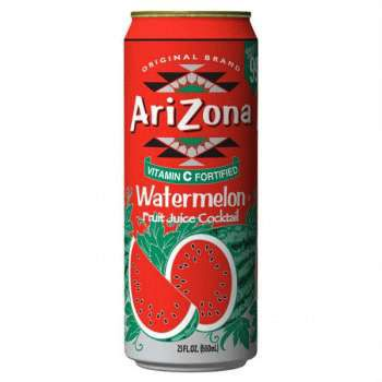 Напиток Arizona Watermelon 0,68л