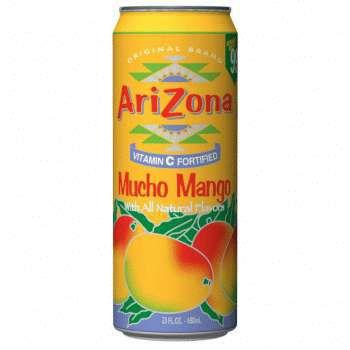 Напиток Arizona Mucho Mango 0,34л