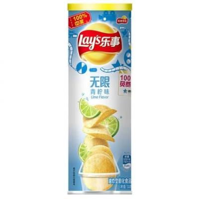 Lay's лайм 104 gr
