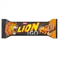 Арахисовый батончик LION 2GO Bar 33гр