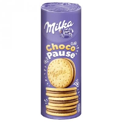 Печенье Milka Choco Pause 260g