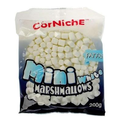 Corniche Mini White Marshmallow 200g