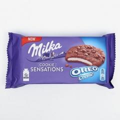 Milka Sensation Cookies Oreo Creme 156гр
